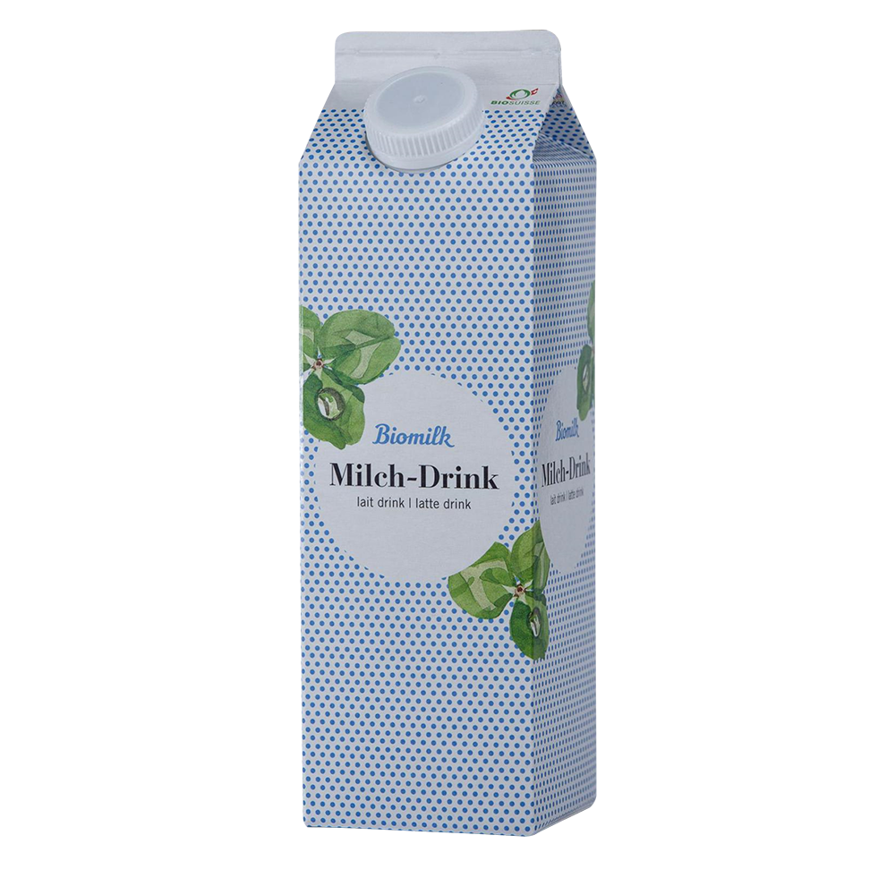 Bio Milch-Drink Past