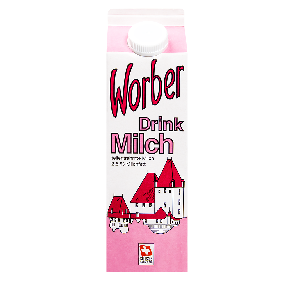 Worber Milch-Drink Past