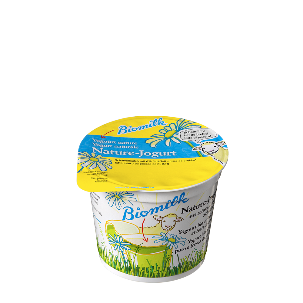 Schafmilch Nature Jogurt
