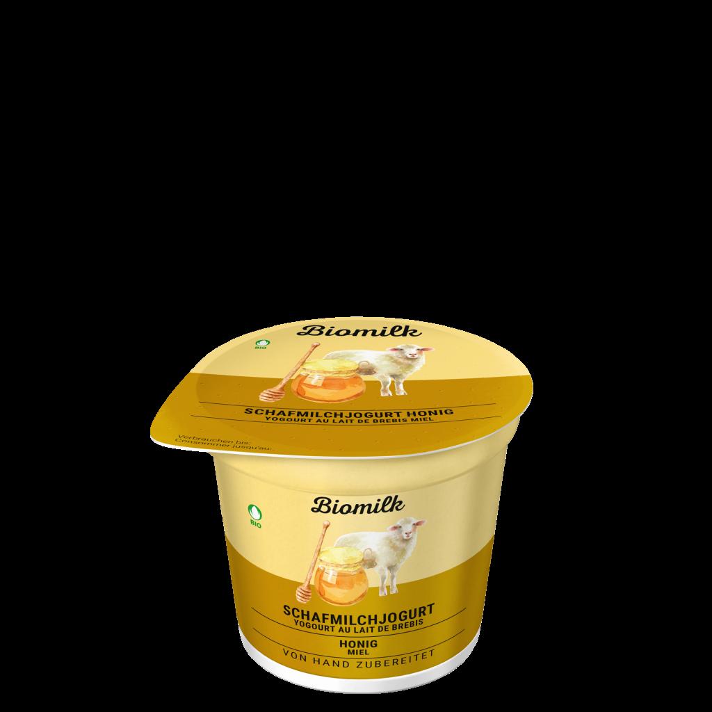 Schafmilch Honig Jogurt