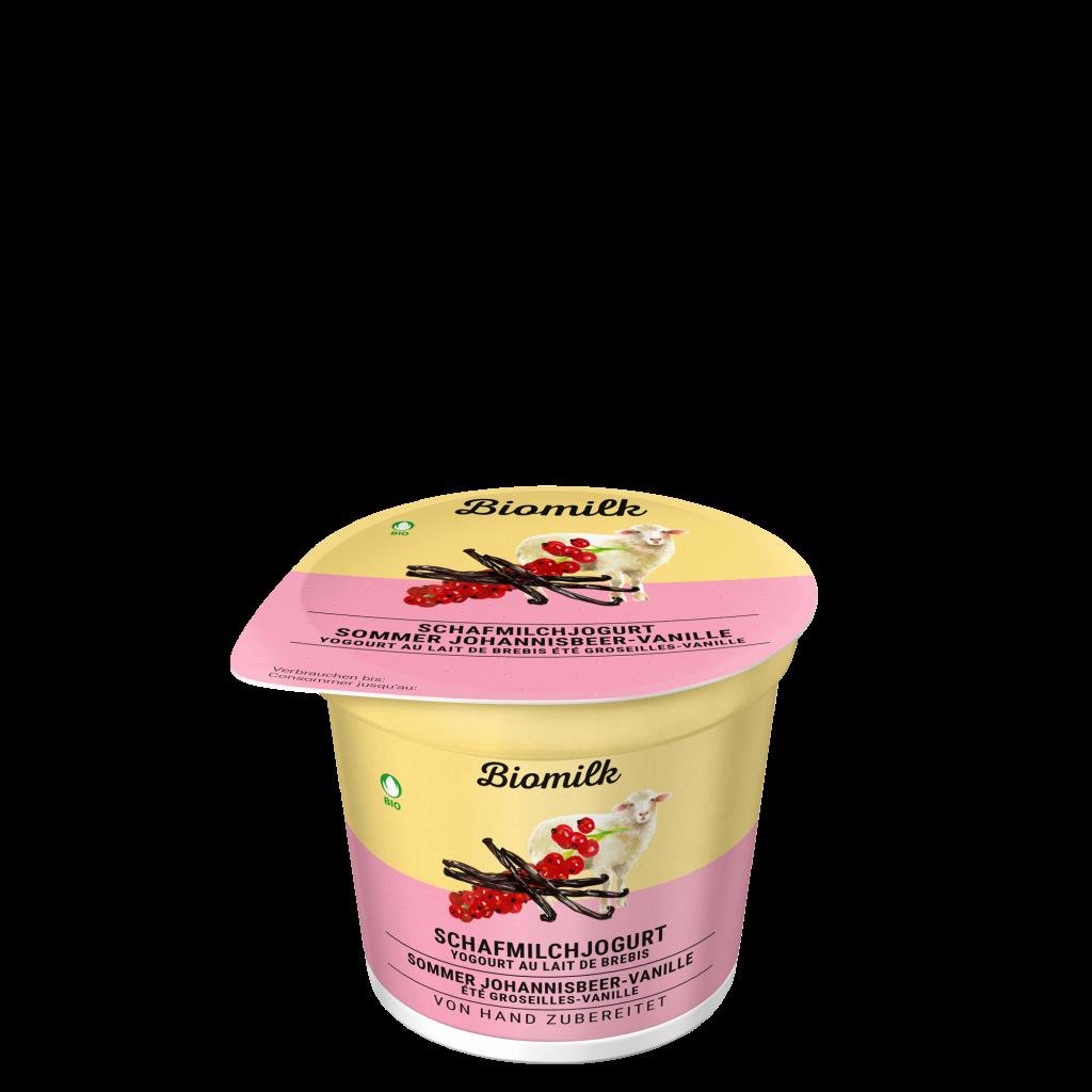 Schafmilch Sommerjogurt