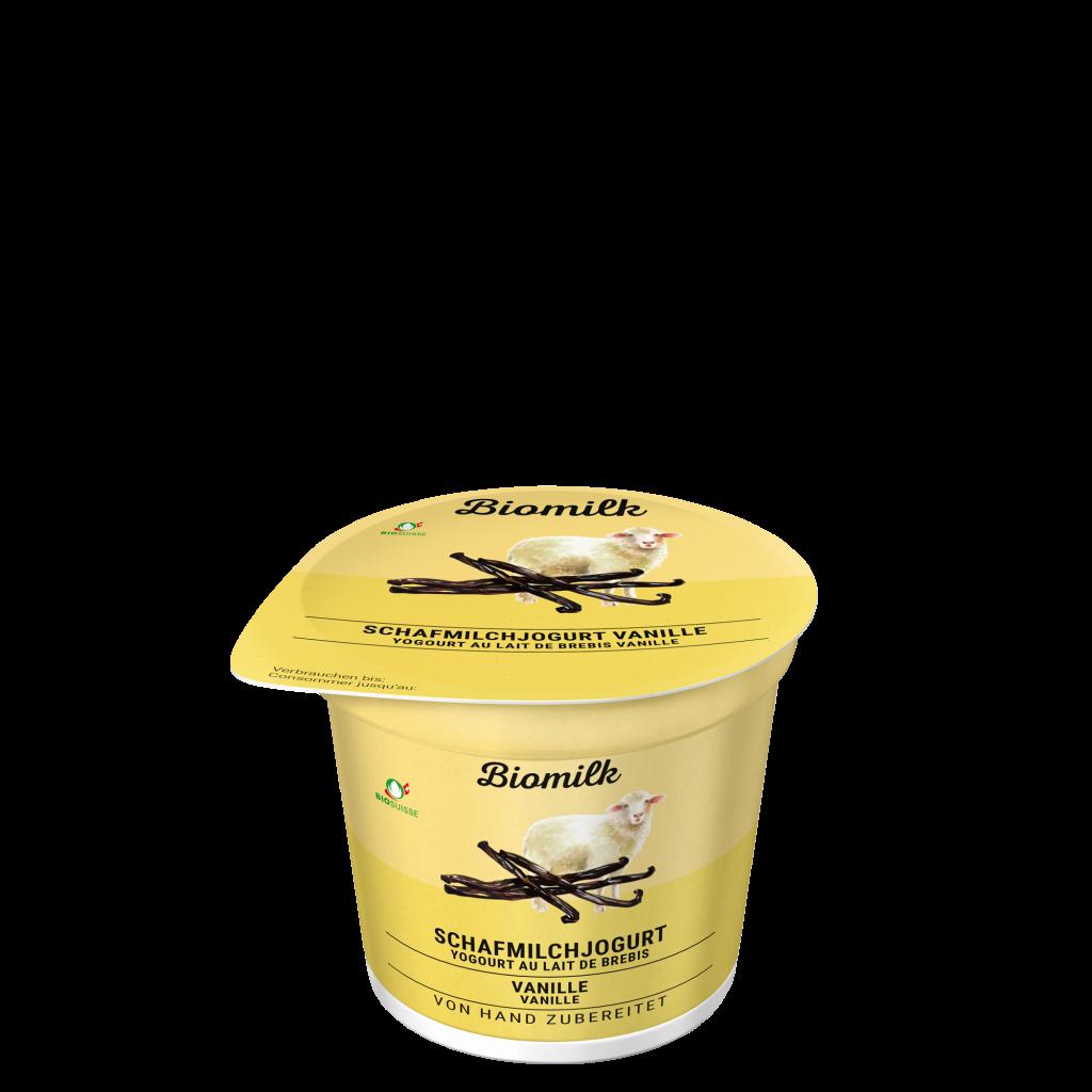 Schafmilch Vanille Jogurt