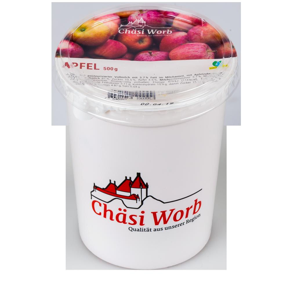 Worber Apfel Jogurt