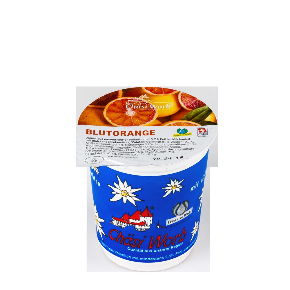 Worber Blutorange Jogurt