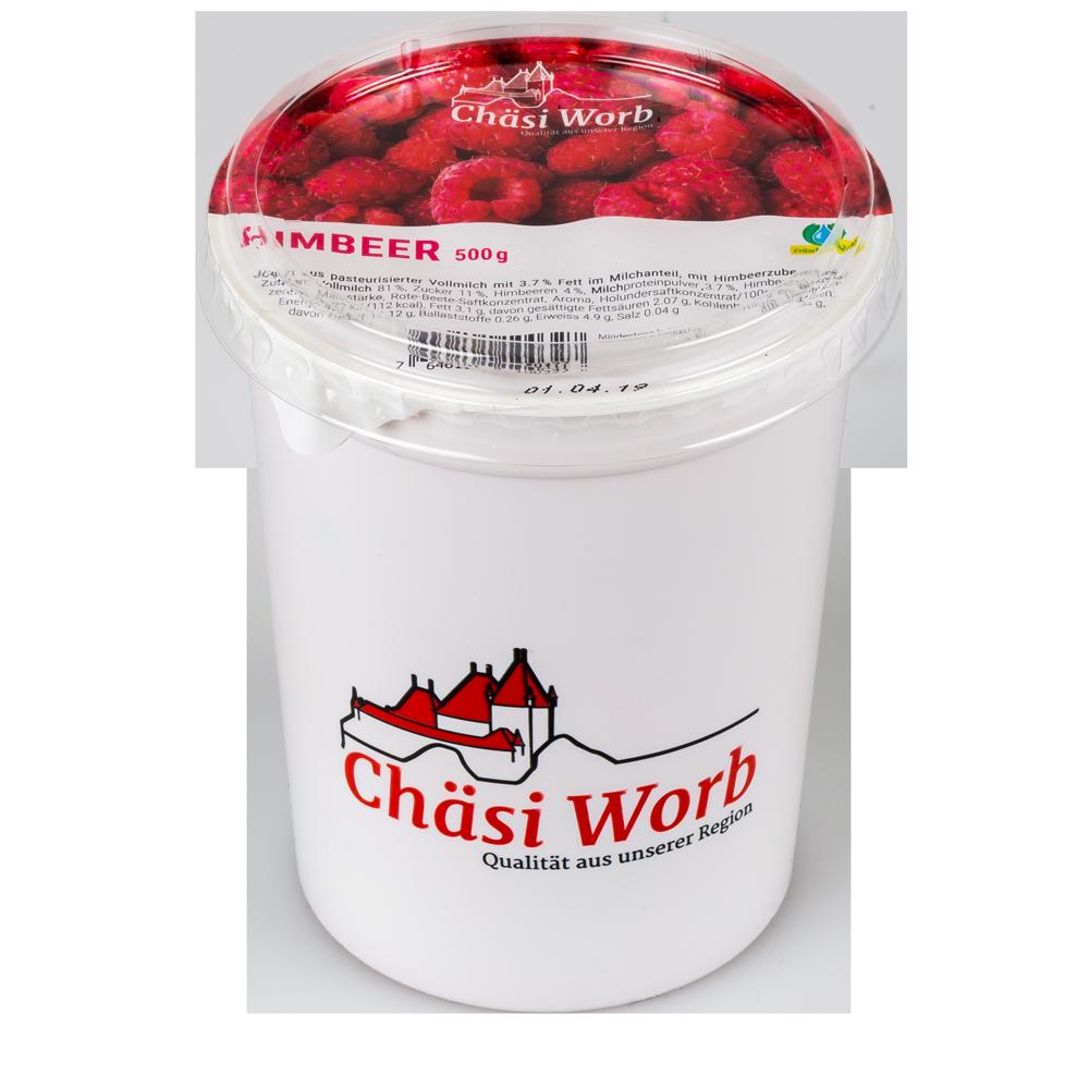 Worber Himbeer Jogurt