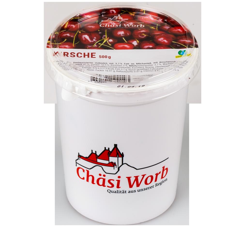 Worber Kirschen Jogurt