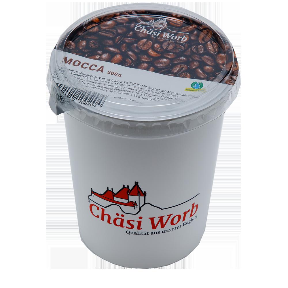 Worber Mocca Jogurt
