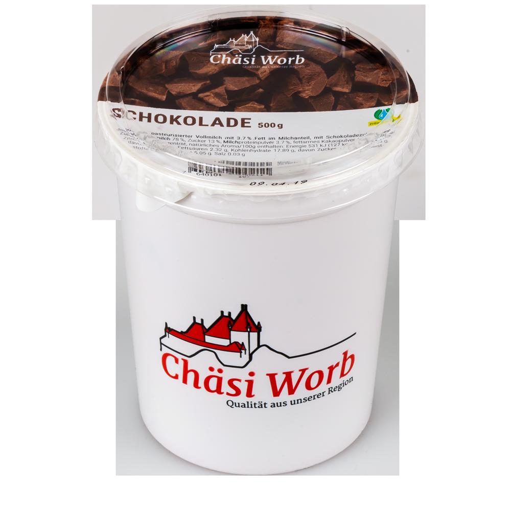 Worber Schokoladen Jogurt