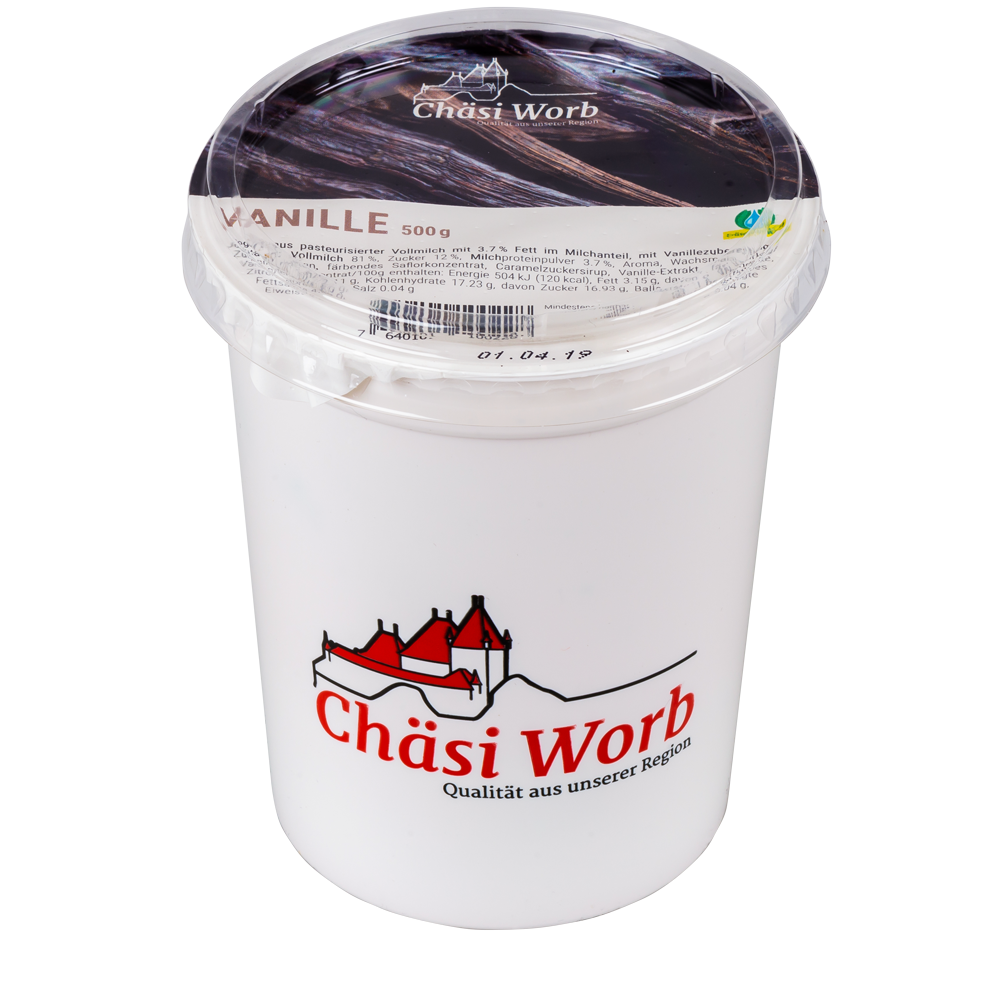 Worber Vanille Jogurt