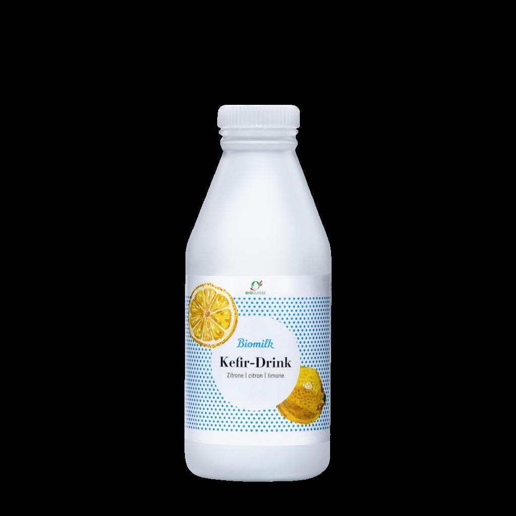 Kefir Drink Zitrone