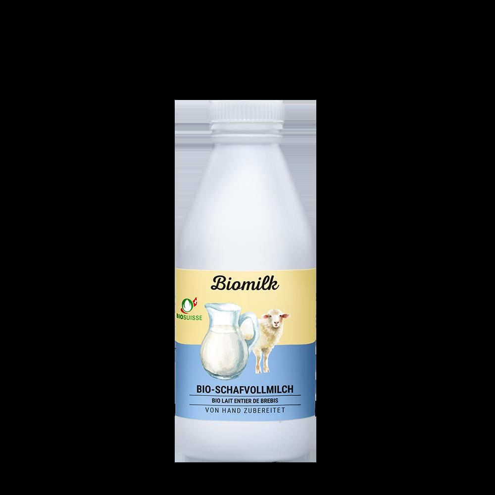 Schafvollmilch
