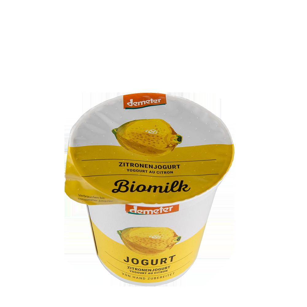 Zitronen Jogurt